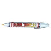 DYKEM High Temperature Paint Marker, Medium Tip, White, 44219