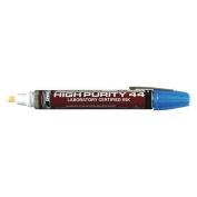 DYKEM Industrial Paint Marker, Medium Tip, Blue, 44534