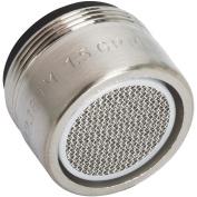 Brushed Nickel Dual Thread Aerator