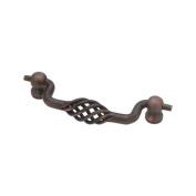 Brainerd Mfg Co/Liberty Hdw PN0527-VBR-C Cabinet Pull, Bronze/Copper Birdcage Ball, 128mm