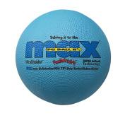 SportimeMax 20cm - 1.3cm Playground Ball, Blue