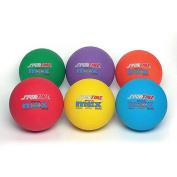 SportimeMax 20cm - 1.3cm Playground Ball, Red