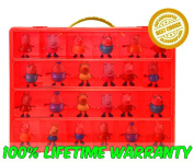 Life Made Better Toy Storage Organiser. Fits Up to 40 Figures. Compatible With Peppa Pig TM Mini Figures