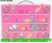 Life Made Better Toy Storage Organiser. Fits Up to 30 Figures. Compatible With Fisher Price Octonauts TM Mini Figures