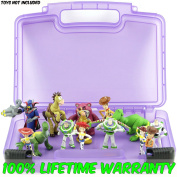Life Made Better Toy Storage Organiser. Fits Up To 15 Mini Figures. Compatible With Disney Toy Story Mini Figures And Accessories