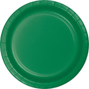 Touch of Colour Dinner Plate, 23cm , Emerald Green, 75 Ct
