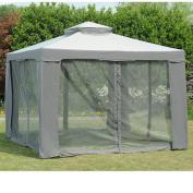 Sunjoy Replacement Mosquito Netting for 3m W x 3m D Hampton Gazebo