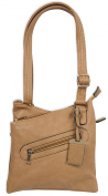 Cross Body Style Concealed Carry Purse w/ Holster
