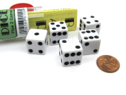 Koplow Games Bar Dice Game with 5 Dice Travel Tube and Gaming Instructions #01500