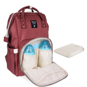 Pomelo Best Baby Nappy Backpack with Nappy Changing Mat
