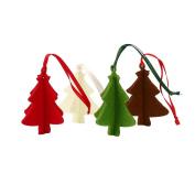 Christmas Ornament, HUHU833 10PC Christmas Tree Ornament Hanging Pendant Embellishment