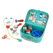 ELC Vets Case Toy Kit for Boys and Girls Fancy Dress Play