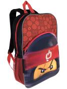Lego Ninjago Boys Lego Ninjago Backpack - Kai