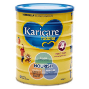 Karicare Standard Toddler 4 Growing Up Care Milk Drink 900g