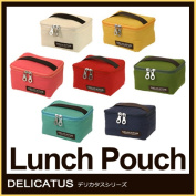 Do not grasp / rice ball case cold storage porch Delica TASS targeted for discount coupon; a porch... lunch porch. A lunch bag. Do not grasp it; exclusive. Lunch goods. With partition. A mini-bag. Water repellency. Attending school commuting. A