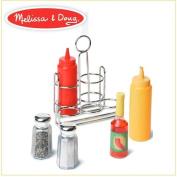 Melissa & Doug Melissa & Doug seasoning set MD9358 playing house / cognitive education toy / United States / toy