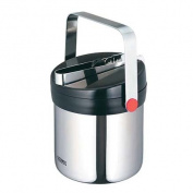 thermos vacuum insulation ice bucket JIN-1300 (1.3L) 6-1704-1101 5-1530-1101 [10P03Dec16]