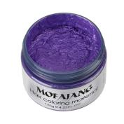SO-buts DIY Hair Clay Wax Mud Dye Cream Grandma Hair Ash Dye Temporary 7 Colours