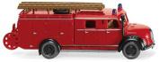 Wiking 086399 Magirus LF16 Fire Brigade
