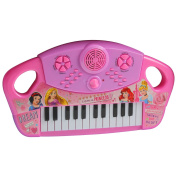 Disney Princess Piano Toy Children Kids Large Piano Keyboard Organ Educational Musical Toy