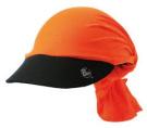 Buff Visor Orange Fluor