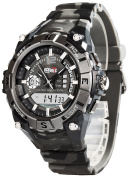 OCEANIC sports watch for men + box, multifunction, waterproof 100m, quartz, ZO73GV22/1