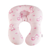 KAKIBLIN Kids Travelling Head and Neck Support Pillow, 2-6 Year Old Kids