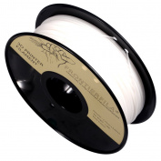 POM 1kg 1.75mm White - 3D Printer Filament - FrontierFila