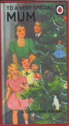 Lady Bird Books for Grown Ups Mum Christmas Card