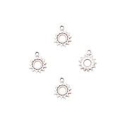 20 pcs Sun Charms Fashion Pendants Bracelet Necklace Accessories Jewellery Making Handmade