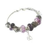 60th Birthday Charm Bracelet Women's Gift Boxed