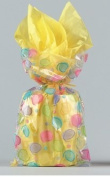 Pastel Doted Party Bags, Pack of 20