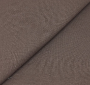Linen – 280 cm, Fabric by the metre Weight 250g/m2, France Brand Linder, Dark Taupe, 150 cm