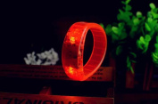Sansee Party Rave Concert Voice Control LED Light Bracelet Bangle Sound Activated Glows