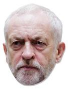 Star Cutouts SM266 Jeremy Corbyn Mask, One Size