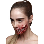 Viving Costumes Viving Costumes204518 Latex Zombie Wound
