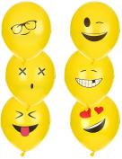 6 Balloons Latex imoji 24