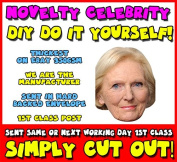 DIY - Do It Yourself Face Mask - Mary Berry (2) Celebrity Face Mask