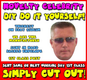 DIY - Do It Yourself Face Mask - Ronnie Pickering Celebrity Face Mask