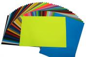 Kreat Ivflex Premium Ink Jet Folie A4 neon-yellow