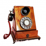 Yrazv Europe And The United States Antique Retro Telephone Model Film And Television Stage Props Studio Bar Creative Home Ornaments Jewellery,D:1718