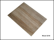 Self Adhesive Wood Designs A4 Sheet Wood Grain Sticky Back Craft DC FIX Vinyl WOOD 3218