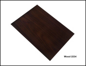 Self Adhesive Wood Designs A4 Sheet Wood Grain Sticky Back Craft DC FIX Vinyl WOOD 2234