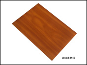 Self Adhesive Wood Designs A4 Sheet Wood Grain Sticky Back Craft DC FIX Vinyl WOOD 2445