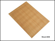Self Adhesive Wood Designs A4 Sheet Wood Grain Sticky Back Craft DC FIX Vinyl WOOD 2658