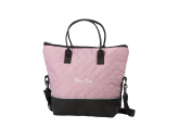 Silver Cross Luxury Tote Bag - Vintage Pink Fabric