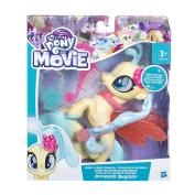 MY LITTLE PONY The Movie Glitter and Style Sea Pony Princess Sky Star Figure