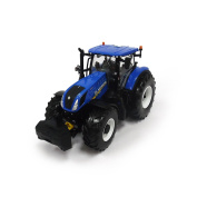 Britains 1:32 New Holland Replica T7.315 Tractor Collectable Farm Toy