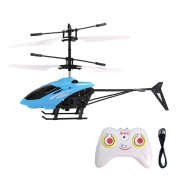 Induction Helicopte,Bovake RC Toy Flying RC Drone Infraed Induction Helicopter Aircraft Toys For Kids