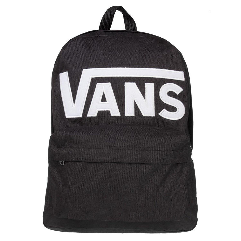 66b696700b Vans Unisex Old Skool II Backpack Black White by Vans - Shop Online for  Sports   Outdoors in Australia